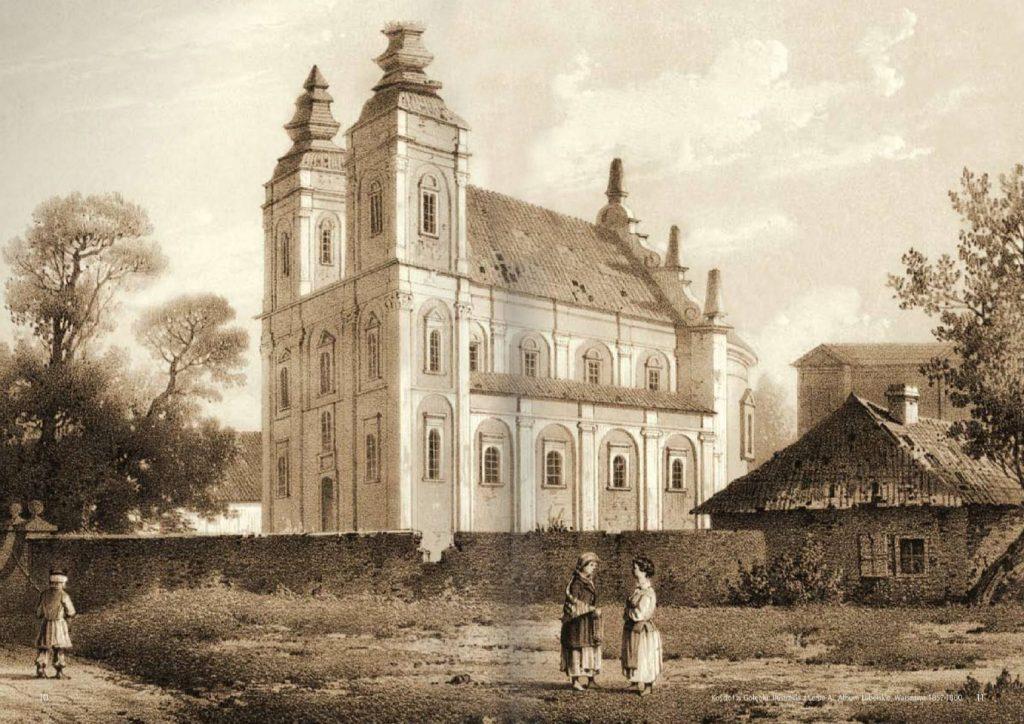 kosciol-w-golebiu-1852