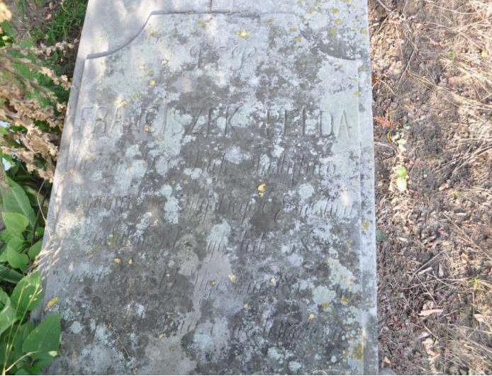 grob ojca antoszki